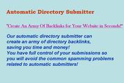 Automatic Directory Submitter (2876)