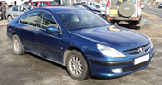 Breaking '04 Peugeot 607 2.2 Hdi Auto for parts